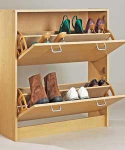 Shoe Organizer Cabinet