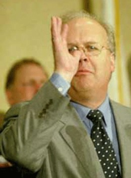 Adieu, Karl Rove by Calvin Trillin in The Nation September 10, 2007