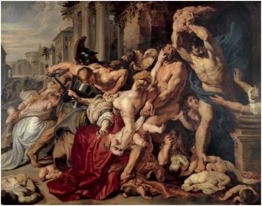 Massacre of the Innocents, 1611