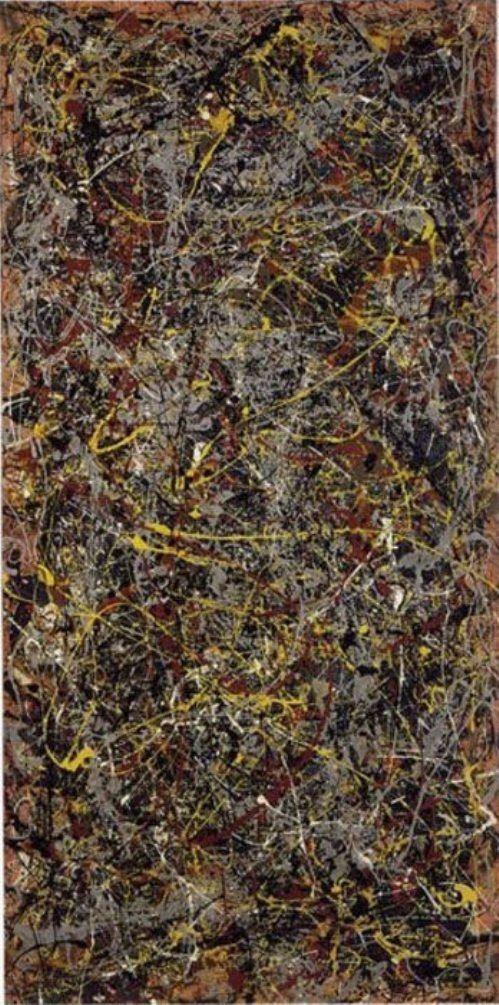 Jackson Pollock â No. 5, 1948