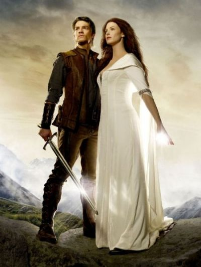 Bridget Regan in Legendof the Seeker