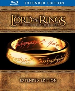 Lord of the Rings Blu-ray Limited Edition Extended Edition