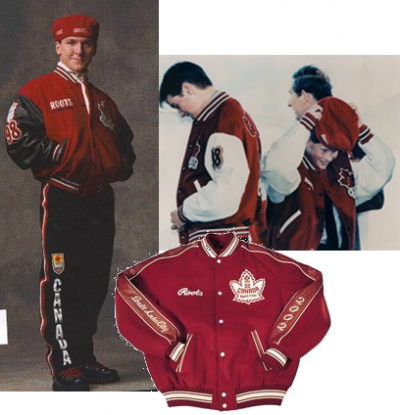 Elvis Stoyko and Prince William Wore Roots to Represent Canada in the Winter Olympics