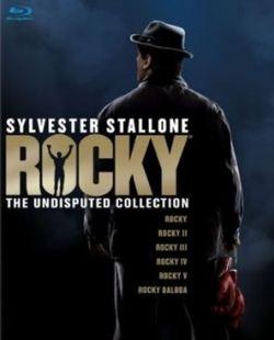 Rocky Blu-ray Boxed Set