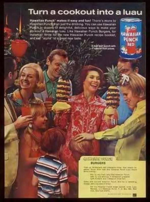 Vintage Hawaiian Punch Recipe