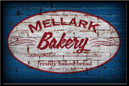 District 12 Mellark Bakery Sign