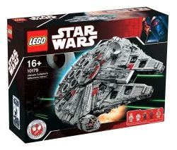 Star Wars Ultimate Collector's Millennium Falcon