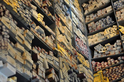 Olivander's Wand Shop