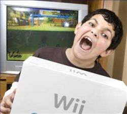 The Wii Scream