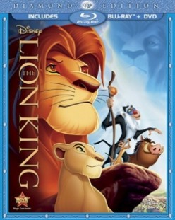 The Lion King Diamond Edition Movie Release