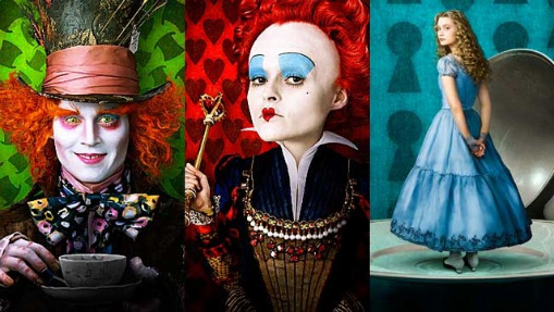 Disney's Alice in Wonderland Posters
