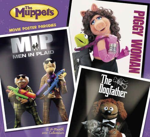 The Muppets 2012 Calendar