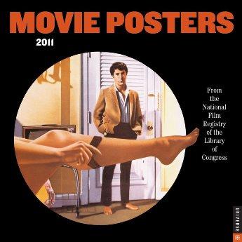 2011 Movie Posters Calendar