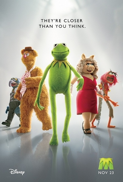 The Muppets Gang Poster