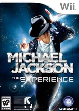 Michael Jackson The Experience Video Game