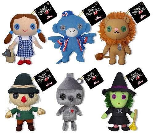Wizard of Oz Funko Plushies