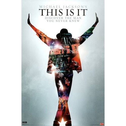 Michael Jackson's This Is It Concert Print