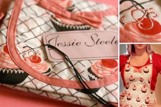 Jessie Steele Cupcake Apron