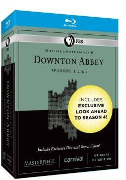 Downton Abbey Boxed Set