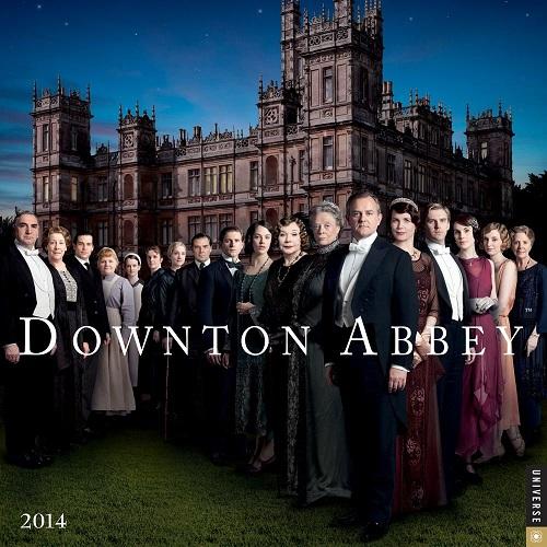 Downton Abbey Calendar