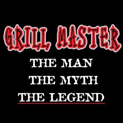Grill Master Barbecue Apron