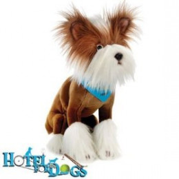 Gorgeous lenny plush dog from fao schwarz lenny is a gentleman even