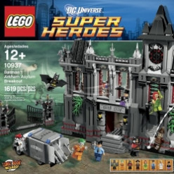 LEGO DC Universe Super Heroes Sets
