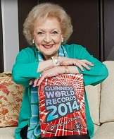 Betty White Guinness World Records