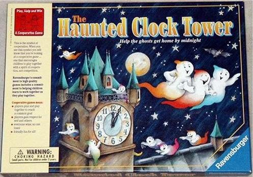 The Haunted Clock Tower Game
