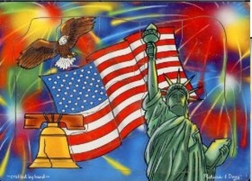 Independence Day Jigsaw Puzzle