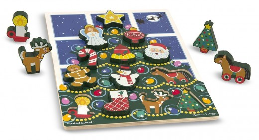 Melissa and Doug Christmas Puzzle
