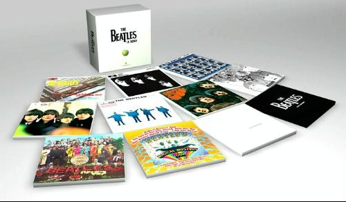 What's In The Beatles Mono Box Set?