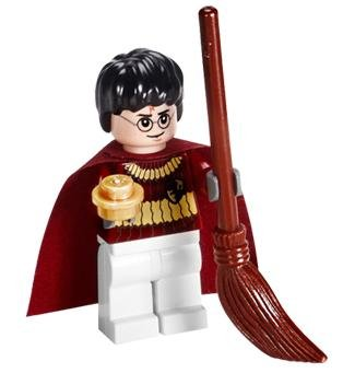 Harry Potter Quidditch Lego Minifigure