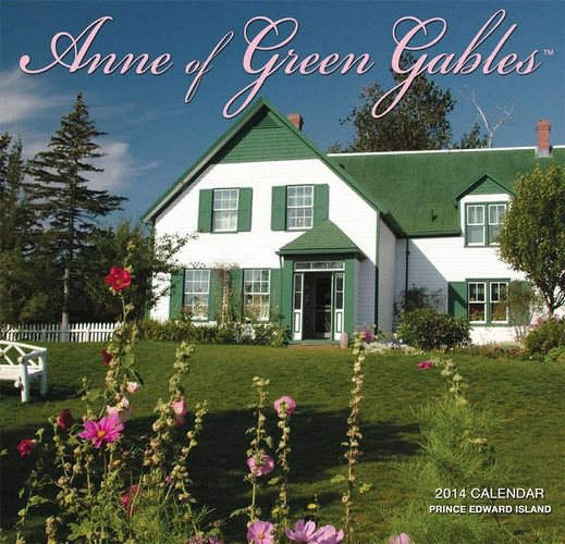 Anne of Green Gables Calendar