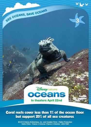 Disney's Oceans
