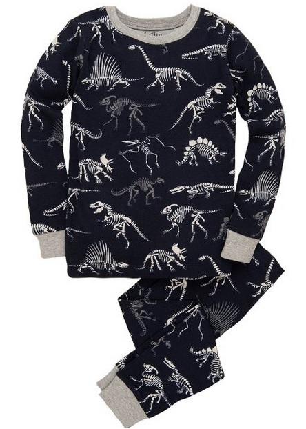 Hatley Boys Dinosaur Pajamas