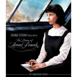 The Diary of Anne Frank (1959) Movie Review
