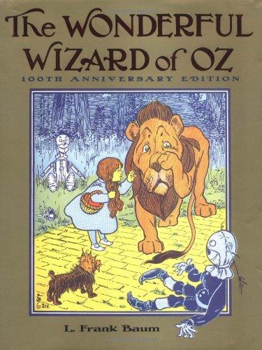 the-wonderful-wizarThe Wonderful Wizard of Oz 100th Anniversary Editiond-of-oz-100th-anniversary-edition
