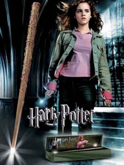 Hermione Granger's Illuminating Wand