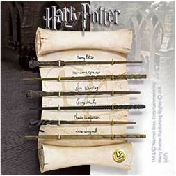Dumbledore's Army Wand Collection