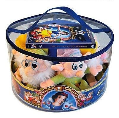 Snow White and the Seven Dwarfs Blu-ray Plush Gift Set