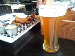 Monkey Fingers and Beer from Jasper Brewing Company