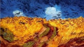 Vincent Van Gogh's Ominous Wheatfield With Crows Intrigues...