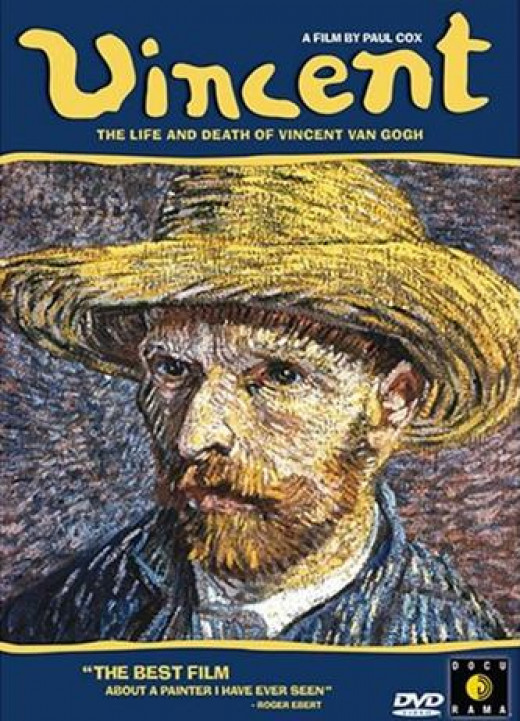 The Life and Death of Vincent Van Gogh (DVD)
