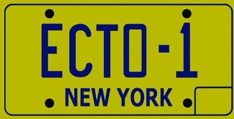 ecto-1-license-plate
