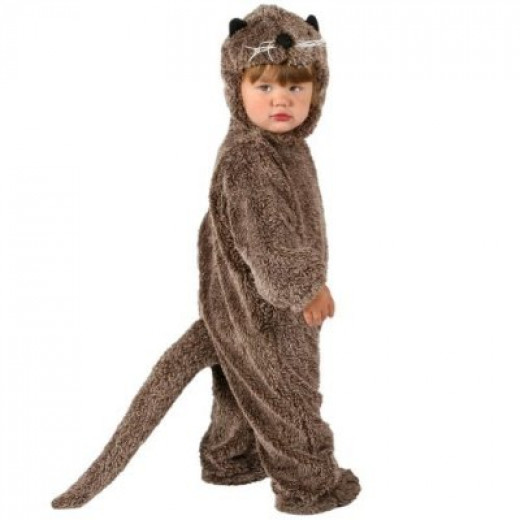 Animal Planet Sea Otter Costume