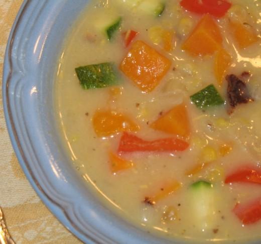 Best Corn Chowder Recipe.