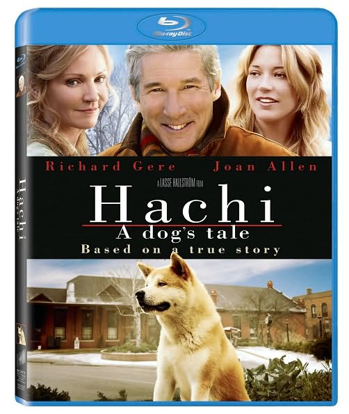 Hachi Blu-ray
