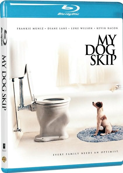 My Dog Skip Blu-ray