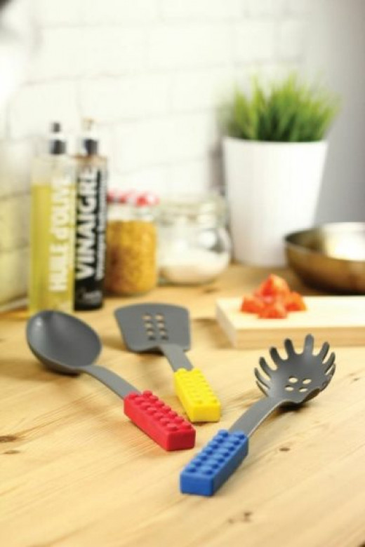 Lego Kitchen Utensils